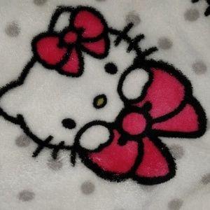 Hello Kitty Intimates & Sleepwear - Hello Kitty Fleece Casual Lounge Sleeping Pant